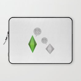 TheSIMS4 # SulSul # Laptop Sleeve