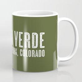 Deer: Mesa Verde, Colorado Coffee Mug