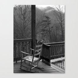 Kentucky Mountain Morning Canvas Print
