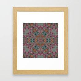 Patternistic Framed Art Print