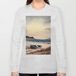 Mull Of Kintyre Scotland Long Sleeve T-shirt