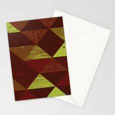 Dimensional Wood Stationery Cards