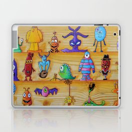 Creatch: First Impressions (Character Introduction) Laptop & iPad Skin