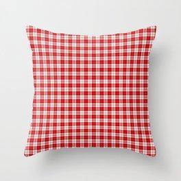 Menzies Tartan Throw Pillow