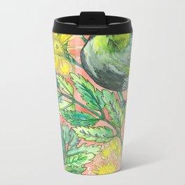 Gilded Cage Metal Travel Mug