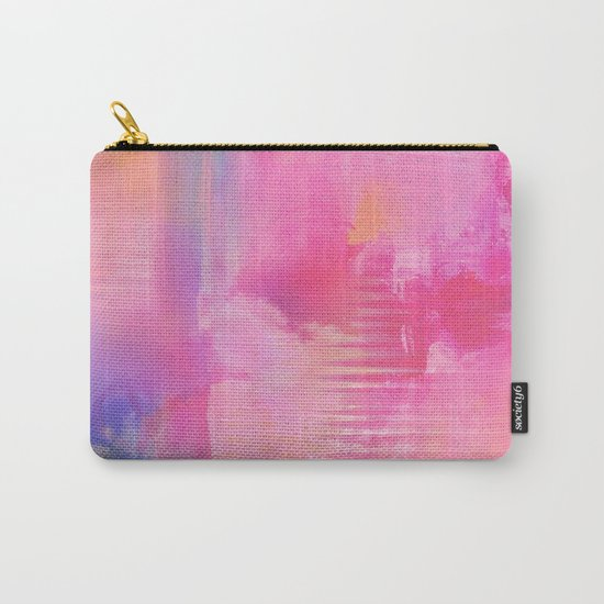 Abstract NC 03 Carry-All Pouch