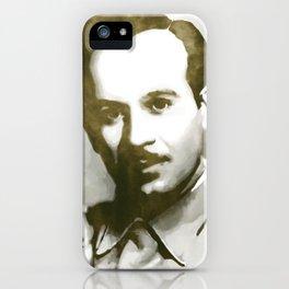 Pedro Infante iPhone Case