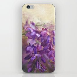 In The Wild Garden iPhone Skin