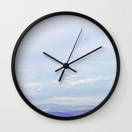 Atmospheric Wall Clock