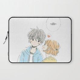 cute anime couple Laptop Sleeve