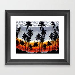 Tapestry 006 Framed Art Print
