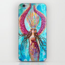 Pisces Moon iPhone Skin