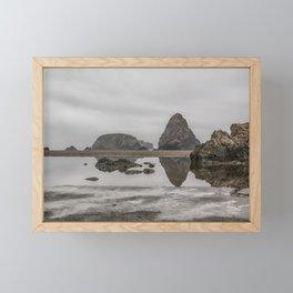 Whaleshead Beach Framed Mini Art Print