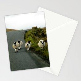 Sheep Gang Stationery Cards