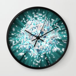 Daily Render #3: Supernova Wall Clock