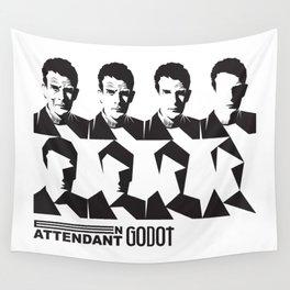 Samuel Beckett-En attendant Godot-Waiting for Godot Wall Tapestry