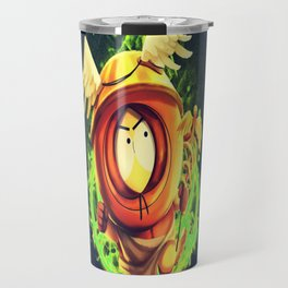 Greek God Kenny Travel Mug