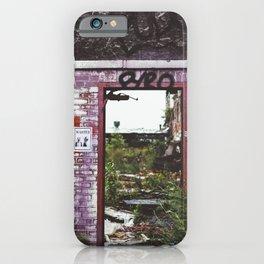Mayhem iPhone Case