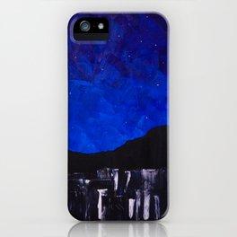 City of Stars iPhone Case