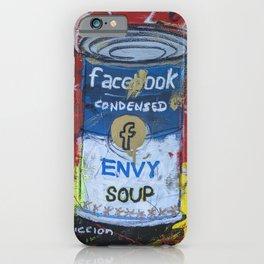 Envy Soup Preserves iPhone Case