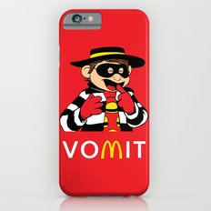 VOMIT Hamburglar iPhone 6s Slim Case