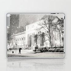 New York City Snow - 5th Avenue Laptop & iPad Skin
