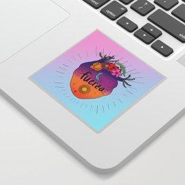 Fuerza Sticker