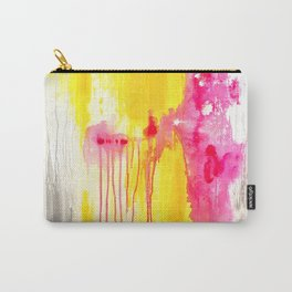 Pink Lemonade Carry-All Pouch