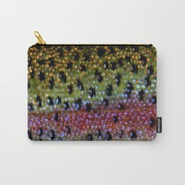 Beautiful Skin, Rainbow Bronze Carry-All Pouch