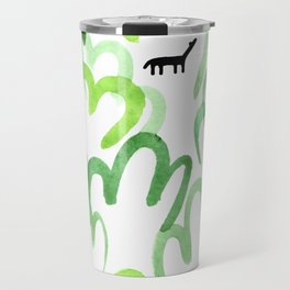 Animals in the forest Travel Mug