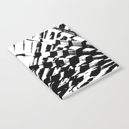 Spiked Palm Notebook
