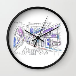 Central LKF Wall Clock