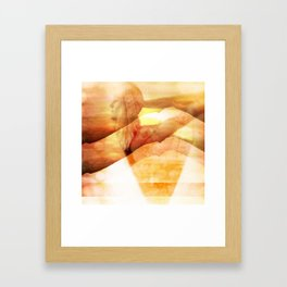 Dream Out Framed Art Print