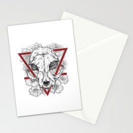Sealed fate Stationery Cards