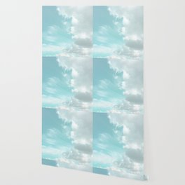 Head in the clouds #buyart #decor #freshair Wallpaper
