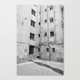 Beauty of Barcelona Canvas Print