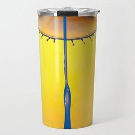 Blue Umbrella Travel Mug