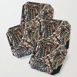 Knitter 3 Coaster