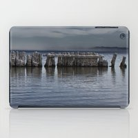 salt water iPad Cases featuring Pillars of Salt by Curtis Carder