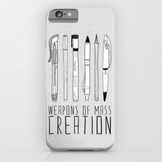 weapons of mass creation Slim Case iPhone 6s