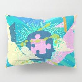 MIND PUZZLES Pillow Sham