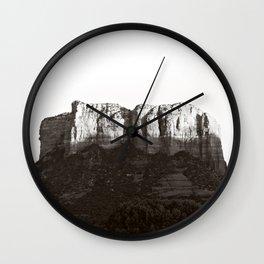 Sedona Solitude Wall Clock