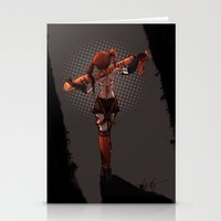 harley Stationery Cards featuring Harley! by Katia Grifols