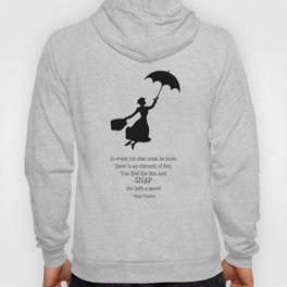 Mary Poppins - A Game Hoody
