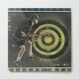 AC/DC Metal Print