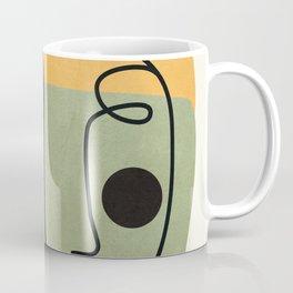 Abstract Faces 19 Coffee Mug