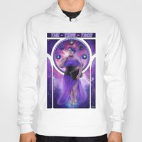 mucha Hoodies featuring Mucha Taco by thetinytaco
