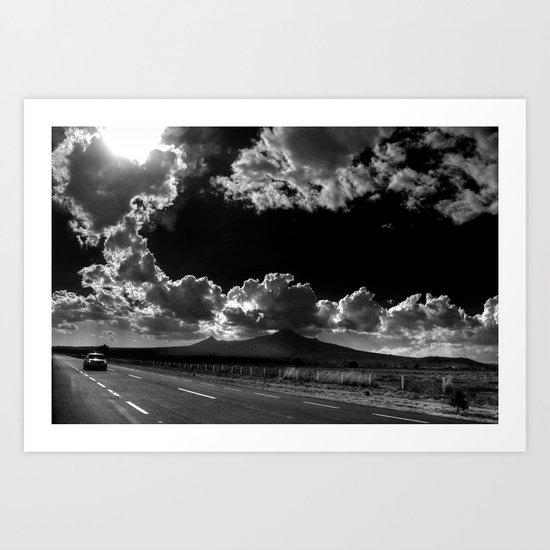 Noche de Día /Sunny Night Art Print