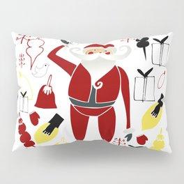 Santa claus Pillow Sham