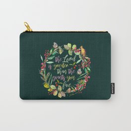 Greater than Giants Carry-All Pouch